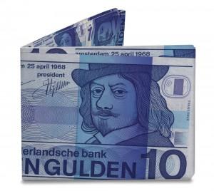 10 gulden portemonnee