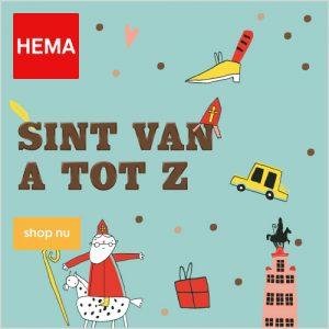 Sinterklaas HEMA