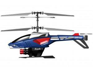 Afstandbestuurbare helikopter