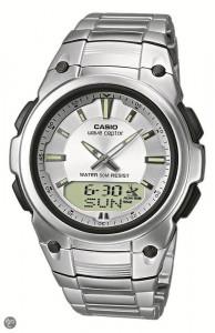 Analoog en digitaal horloge