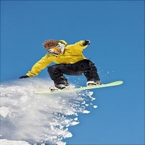 Cadeaubon Halve Dag Skiën of Snowboarden