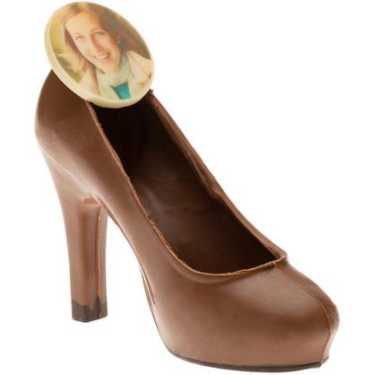 Eetbare schoen