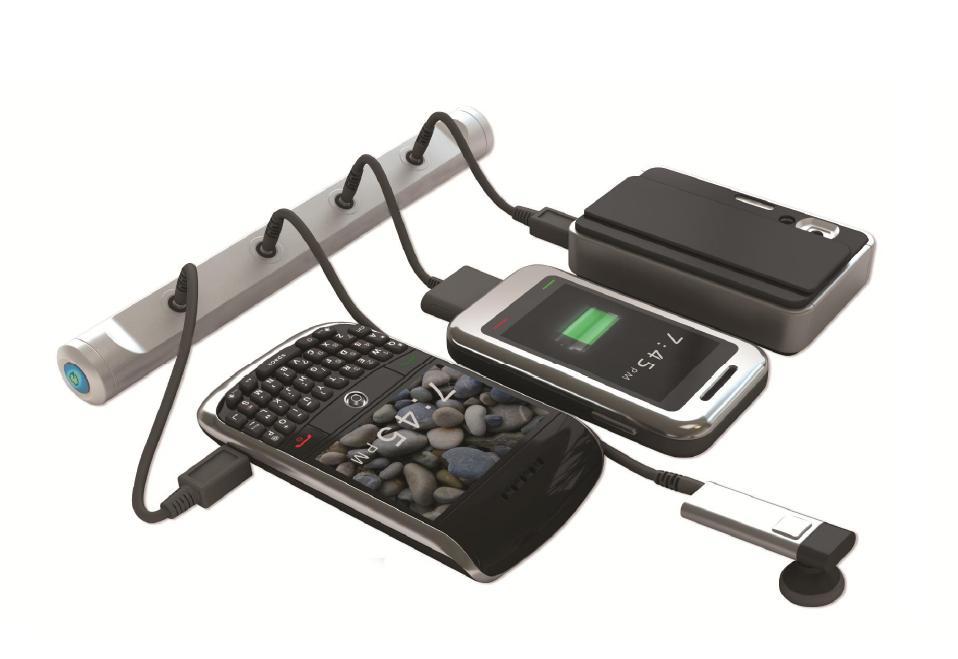 Oplader voor meerdere apparaten