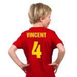 Voetbalshirt Rode Duivels