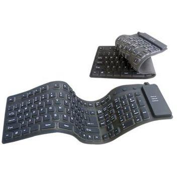 Flexibele toetsenbord
