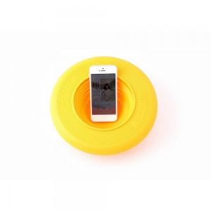 Frisbee speaker