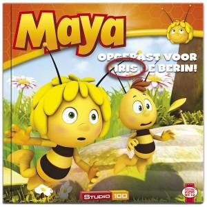 Boek over Maya de bij