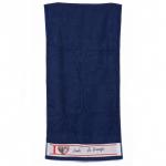 Handdoek met foto en tekst