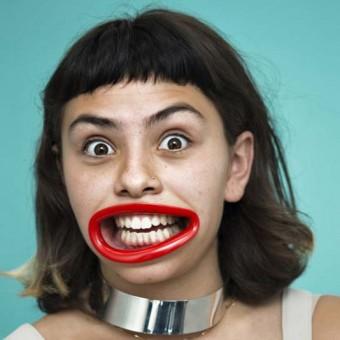 Gadget voor grappige foto's