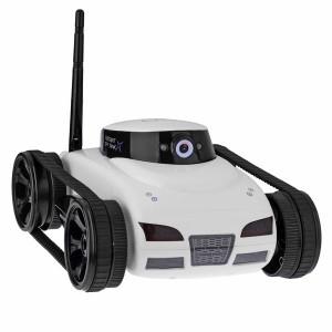 Spion tank met camera