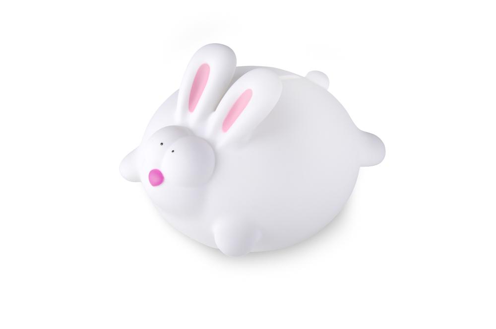 Spaarpot in de vorm van een konijntje