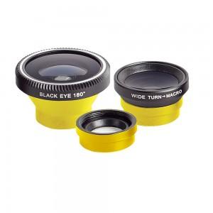 Lens set voor smartphone
