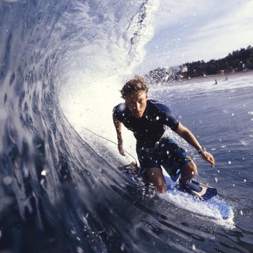 Golfsurfen Les