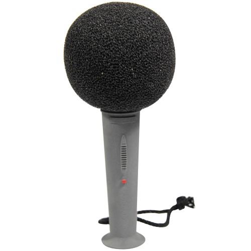 Microfoon douchespons