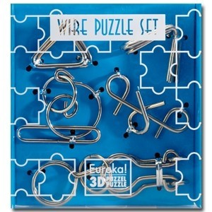 3D Wire puzzelset