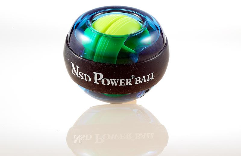 Geluidgevende powerball