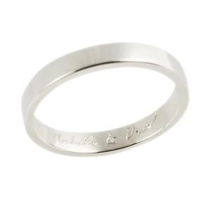 Gegraveerde ring