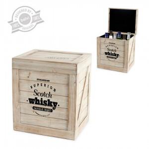 Opbergbox voor whiskey