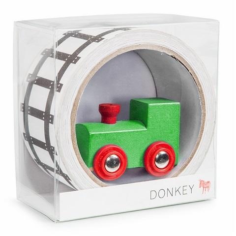Tape voor treinrails