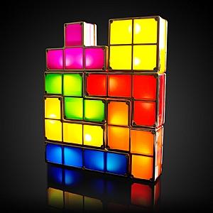 Tetris Lamp 7-delig