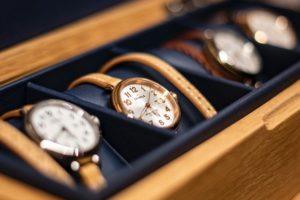 Tijd voor een nieuw horloge