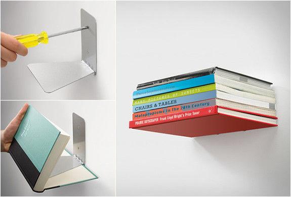 Originele boekenplank