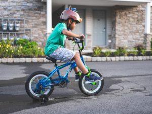 fiets sinterklaas