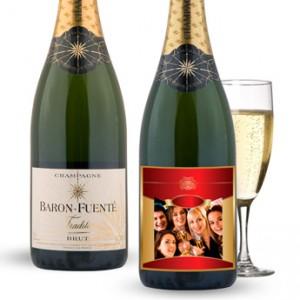 champagne-met-eigen-tekst