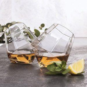 whiskey glazen vaderdag