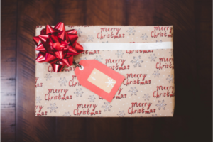 kerstpakket mannen