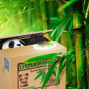 panda spaarpot megagadgets