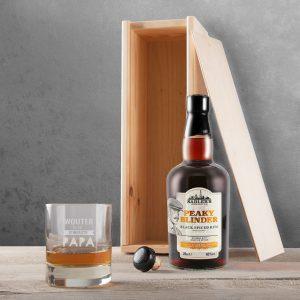 peaky blinders rum pakket