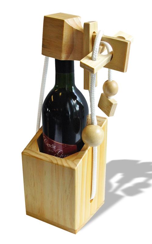 Challenger Wine Puzzle Wijn Puzzel