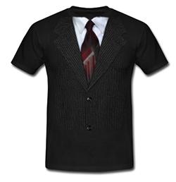 Kostuum T-shirt