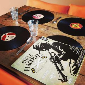 vinyl placemat megagadget